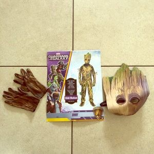 Grout Marvel Guardians of the Galaxy Costume
